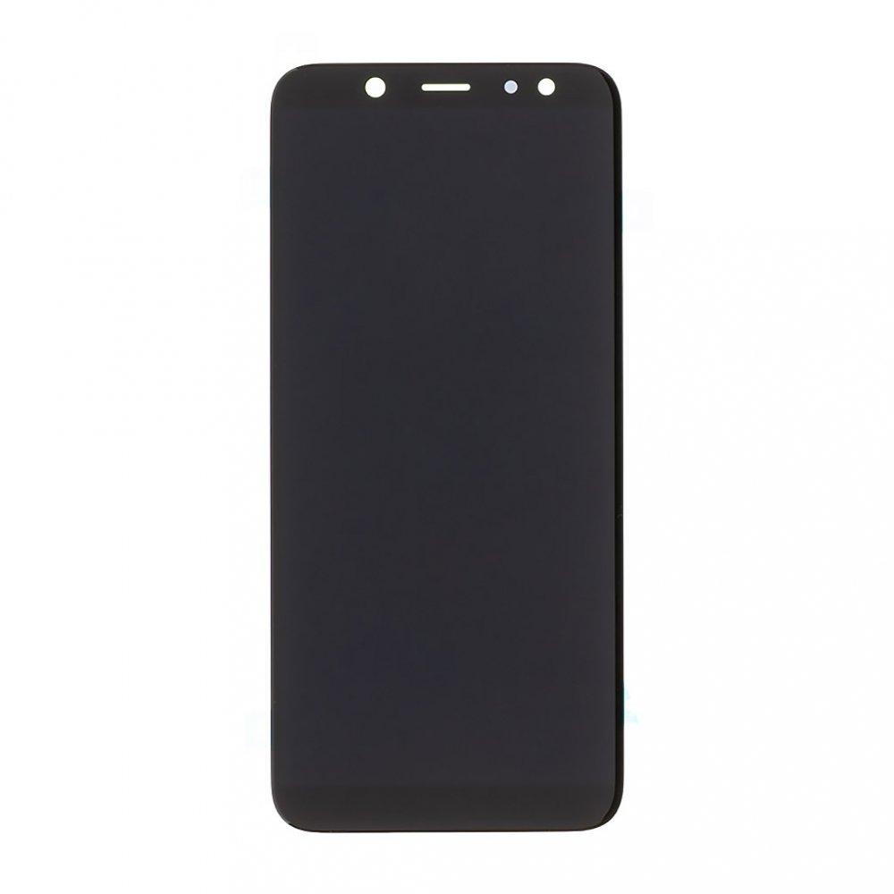 LCD display + Dotyk Samsung A600 Galaxy A6 2018 Black (Service Pack)