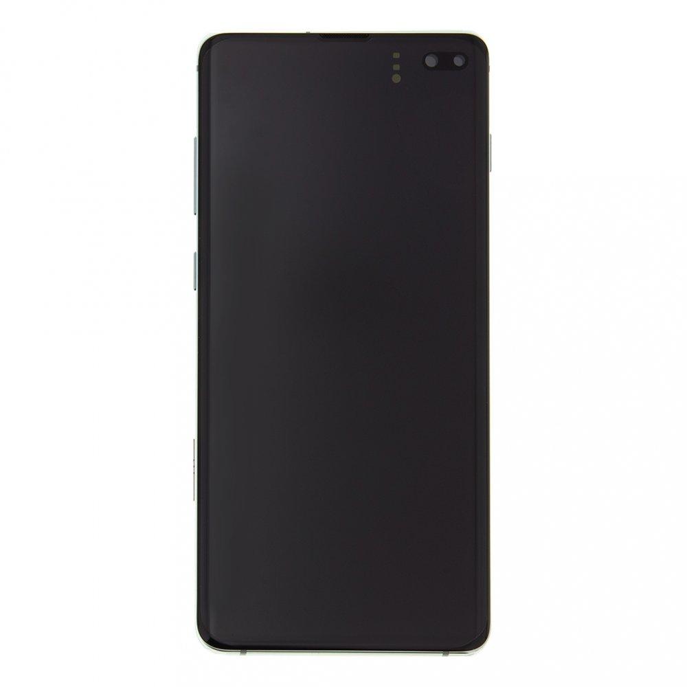 LCD display + Dotyk Samsung G975 Galaxy S10+ Prism Green (Service Pack)