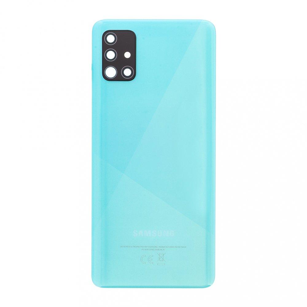 Samsung Galaxy A51 Kryt Baterie Crush Blue (Service Pack)