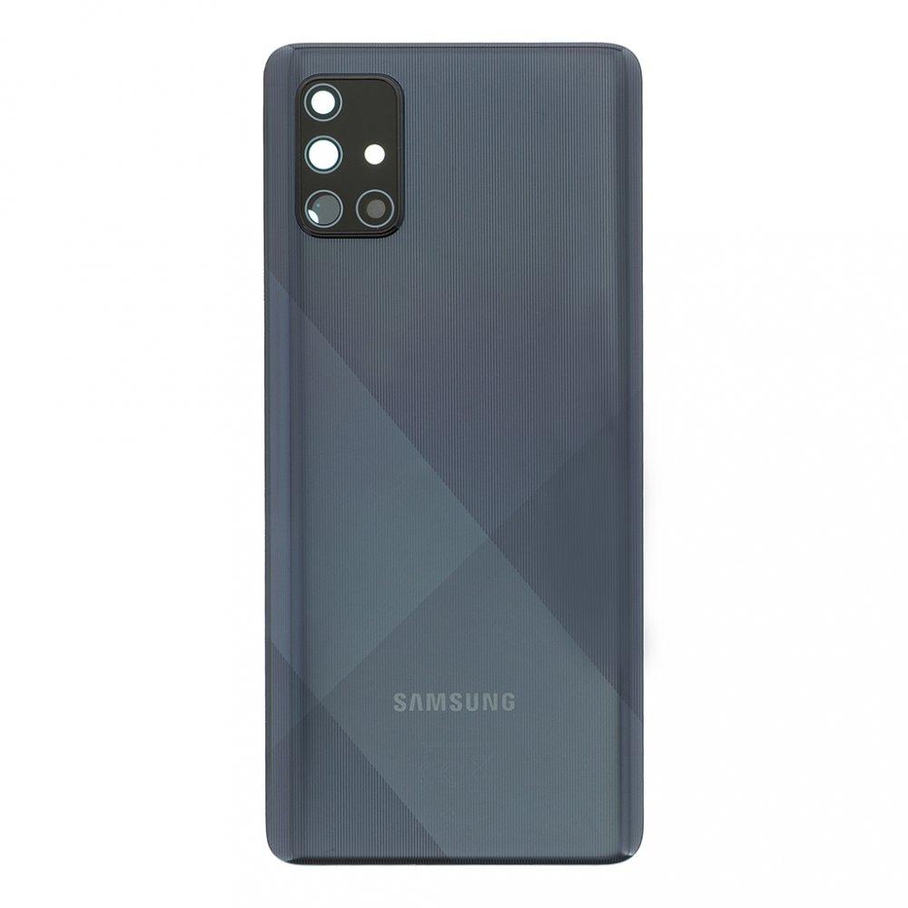 Samsung Galaxy A71 Kryt Baterie Crush Black (Service Pack)