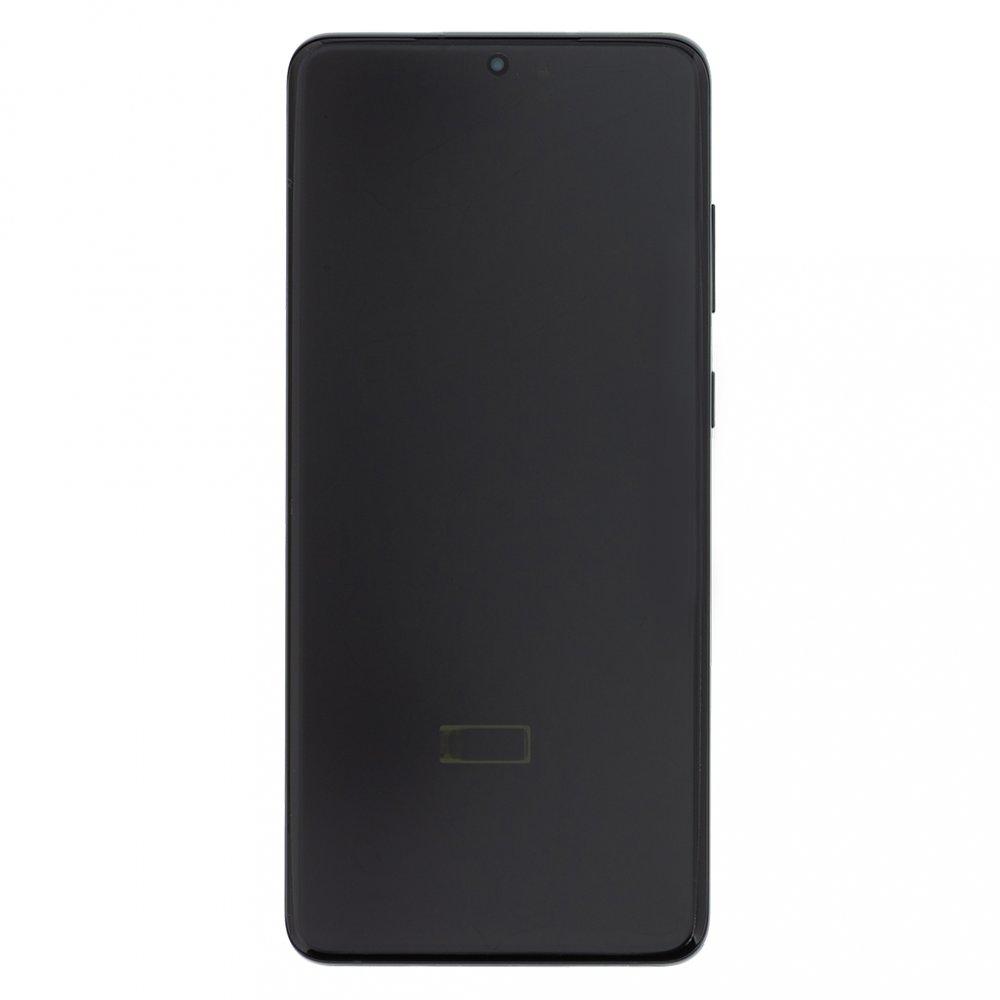 LCD display + Dotyk Samsung G986/G985 Galaxy S20+ Cosmic Black (Service Pack)