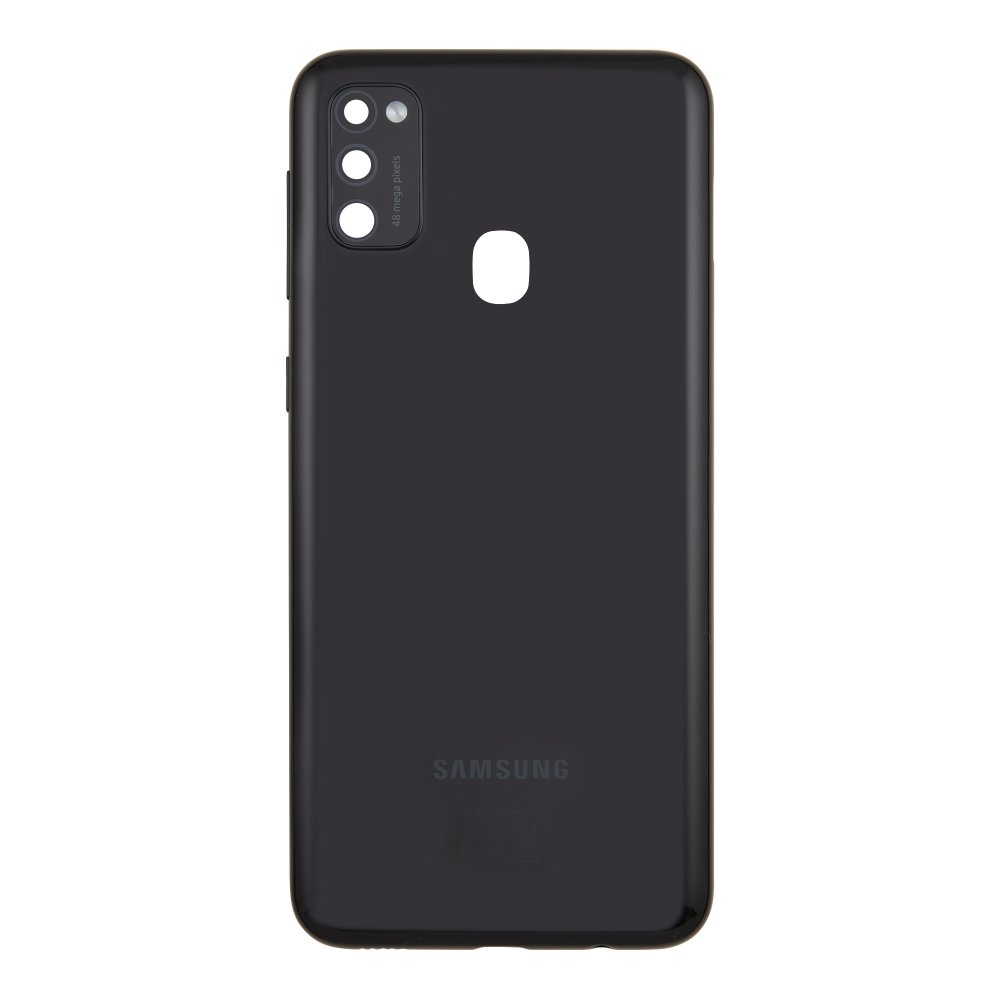 Samsung Galaxy M21 Kryt Baterie Black (Service Pack)