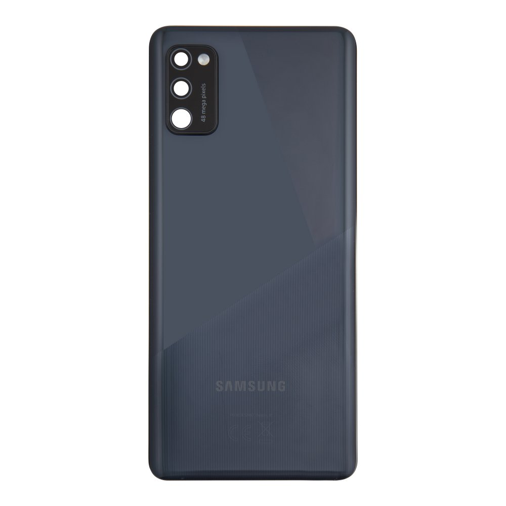 Samsung Galaxy A41 Kryt Baterie Black (Service Pack)