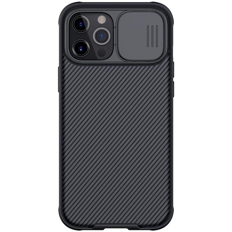 Nillkin CamShield Pro Zadní Kryt pro iPhone 12 Pro Max 6.7 Black