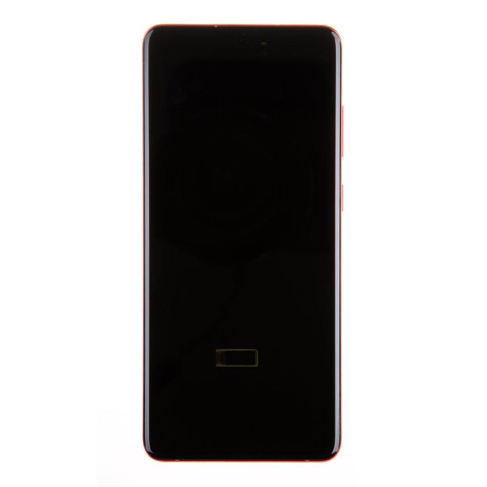 LCD display + Dotyk Samsung G986/G985 Galaxy S20+ Aura Red (Service Pack)
