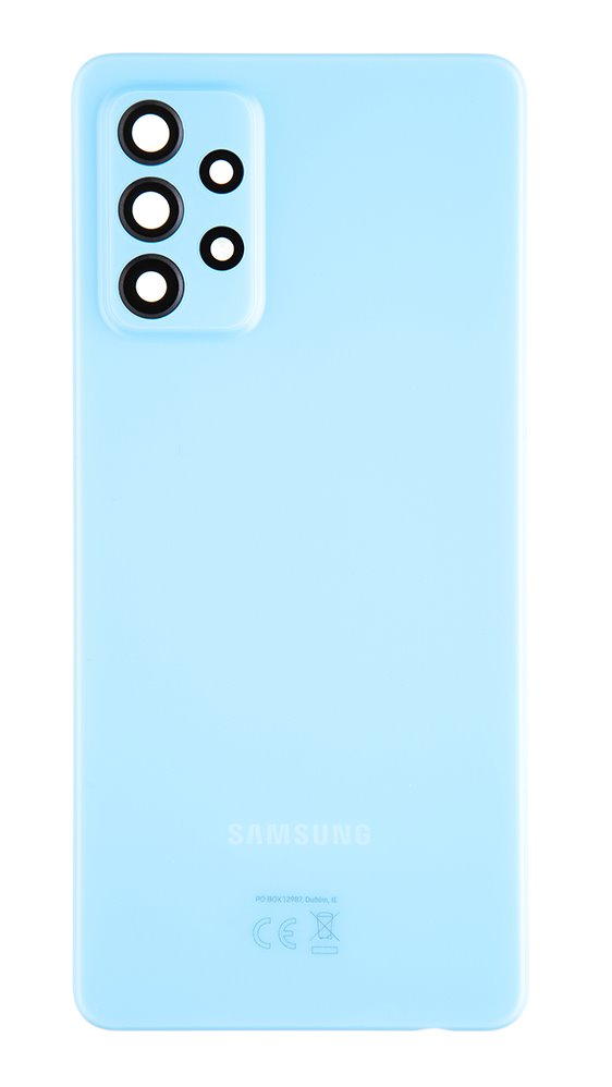 Samsung A725 Galaxy A72 Kryt Baterie Blue (Service Pack)