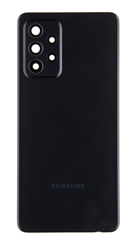 Samsung A525 Galaxy A52 Kryt Baterie Black (Service Pack)