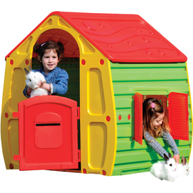 BOT 1010 Magical House red BUDDY TOYS