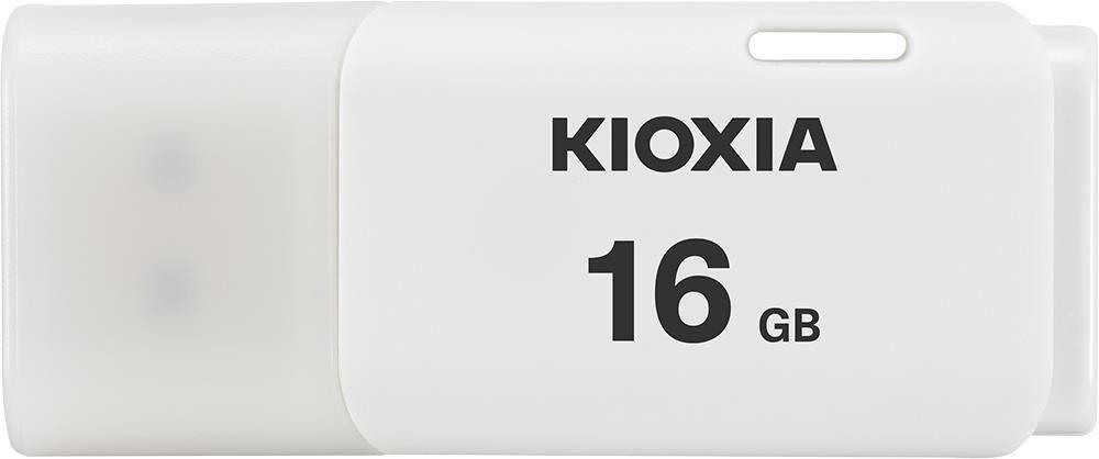 16GB USB Flash Hayabusa 2.0 U202 bílý, Kioxia