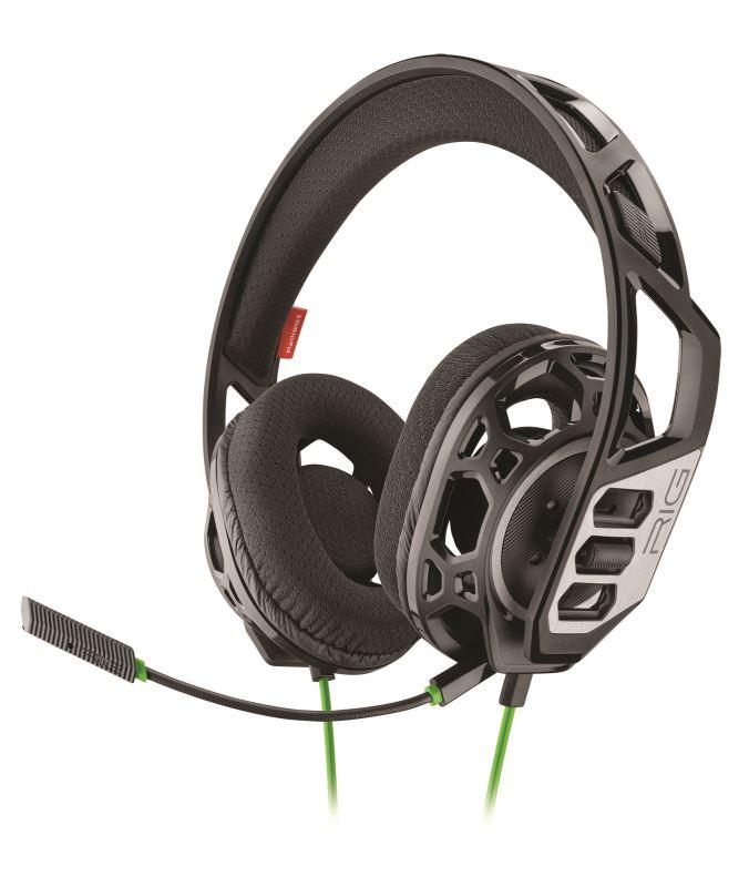 Nacon RIG 300HX, herní headset, 3,5mm jack, Xbox One, Xbox Series X, PC, černá