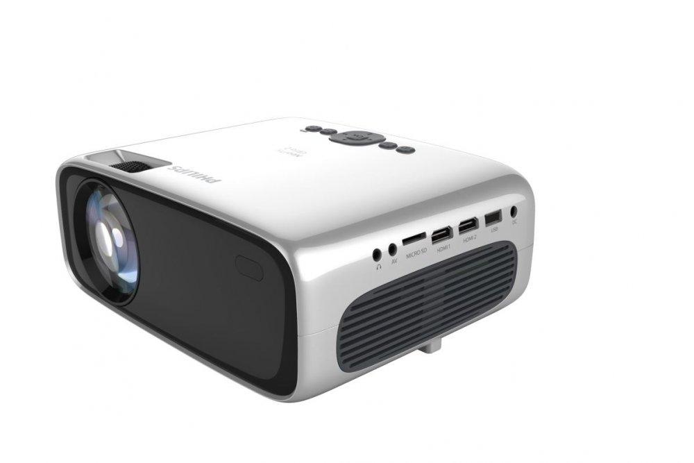 Přenosný projektor Philips NeoPix Ultra 2, NPX642, 100 ANSI lumenů