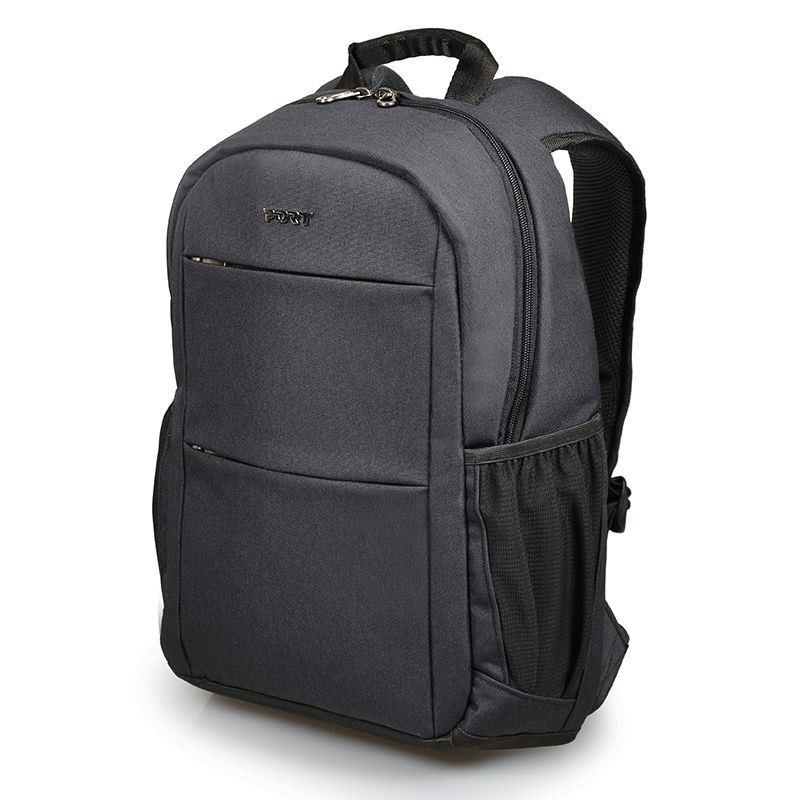 """PORT DESIGNS SYDNEY batoh na 15,6'' notebook a 10,1"""" tablet, černý"""