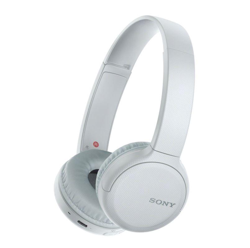 Sony WHCH510, bezdrátová Bluetooth sluchátka, bílá