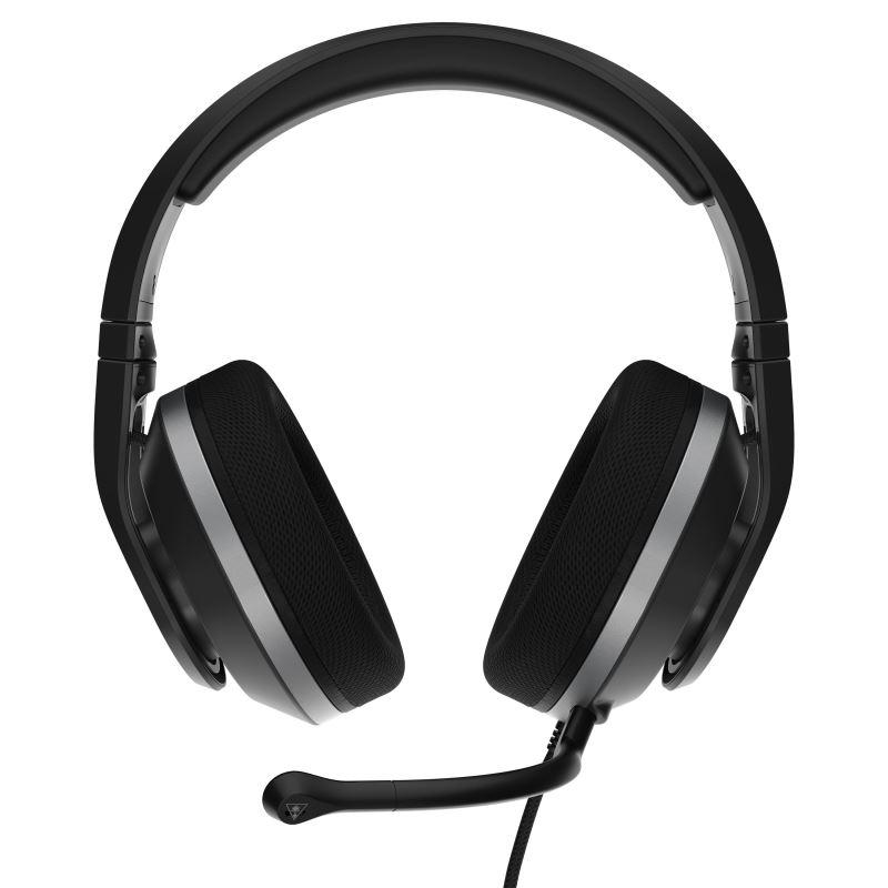 Herní sluchátka Turtle Beach RECON 500 černé, 3.5mm, PS4/5, Xbox One/series X/S, Nintendo, PC