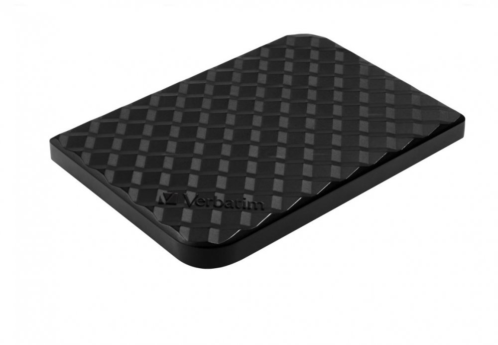 Verbatim SSD 512GB GEN2 USB 3.2 gen 1 Store 'n' Go, externí, černý