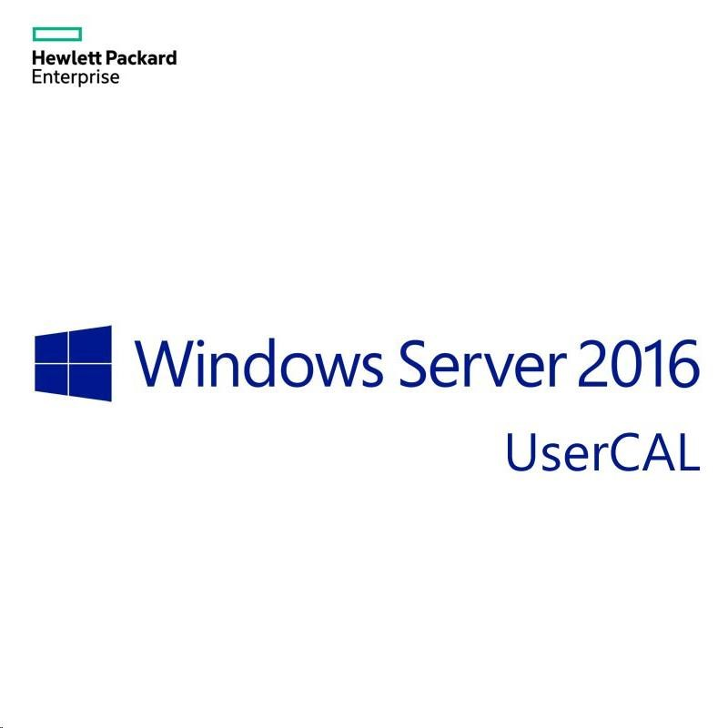 HPE Microsoft Windows Server 2019 10 User CAL