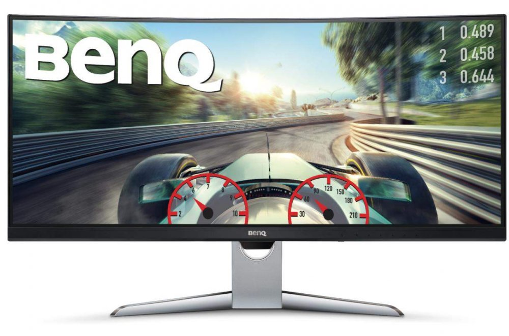 "BENQ MT EX3501R 35"",3440x1440,300nits,2500:1,12ms,HDMI,DP,USB,USB-C,HP jack;HDMI 1.4 cable: mDP to DP,USB Type-C,Black"