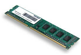 Patriot 4GB 1600MHz DDR3 CL11 DIMM