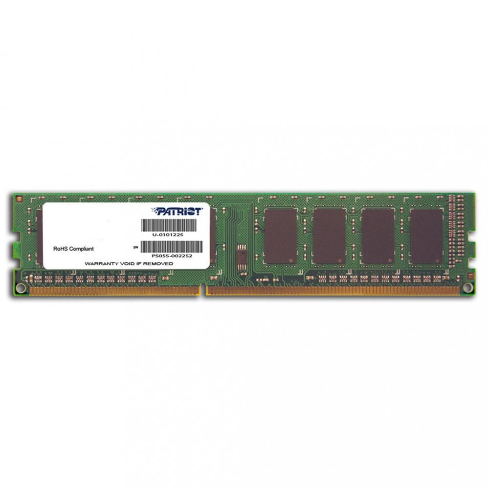 Patriot DDR3 8GB 1600MHz DIMM CL11