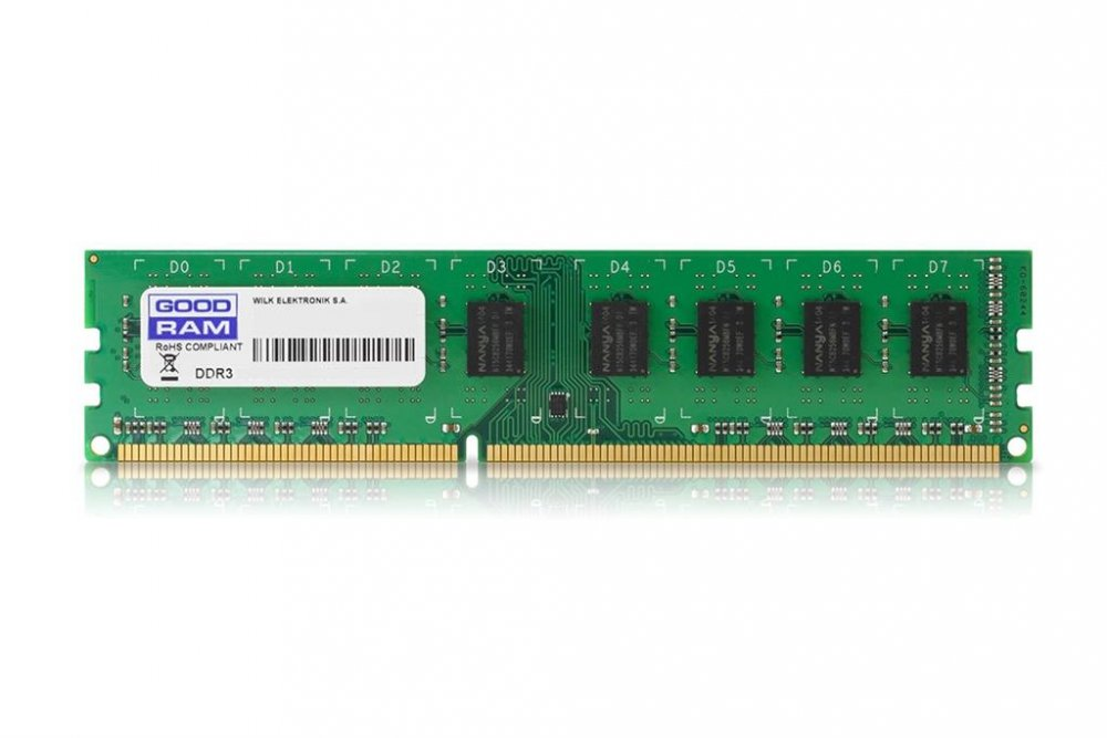 GOODRAM DDR3 8GB 1333MHz CL9 15V
