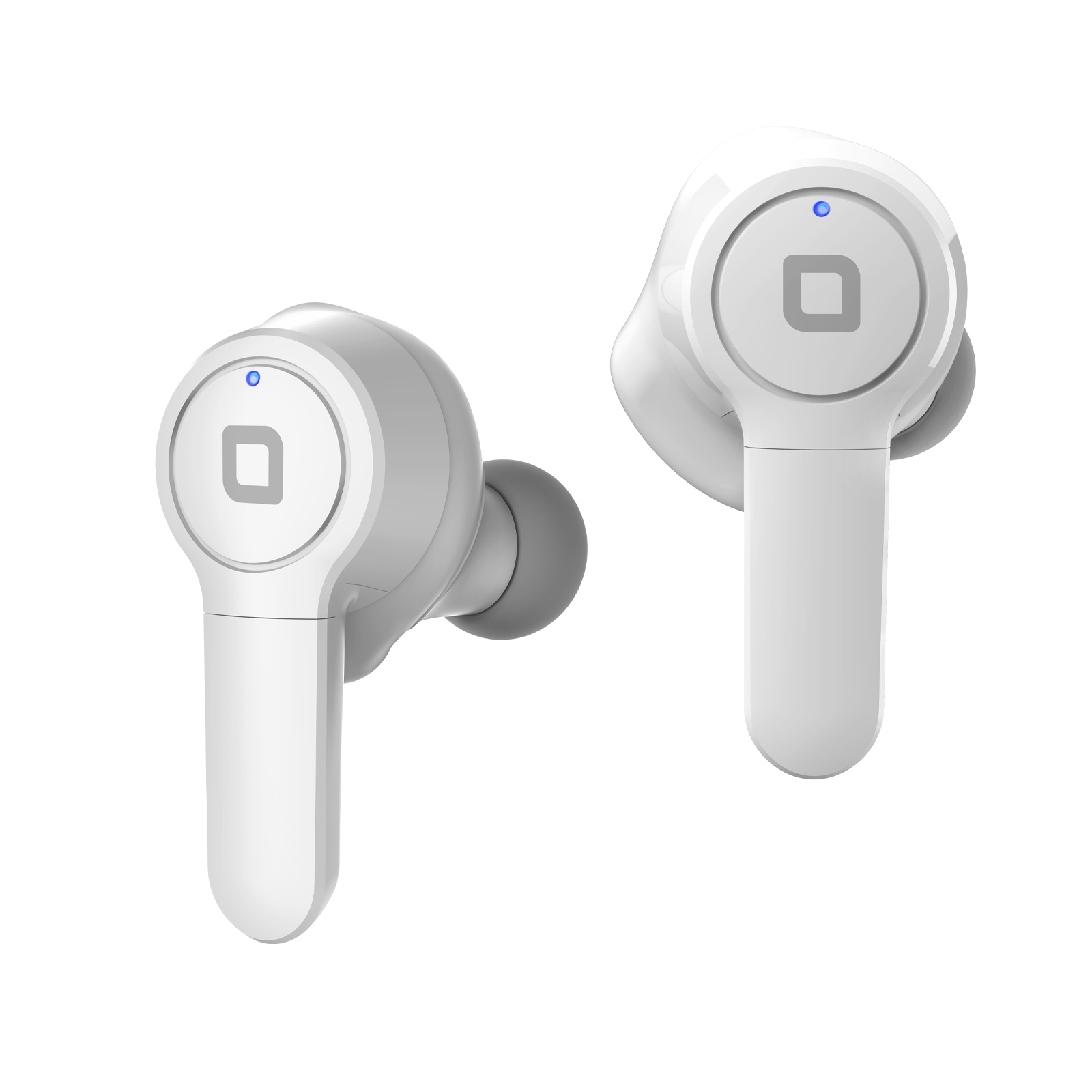 SBS - Bluetooth slúchadlá TWS BT950, biela