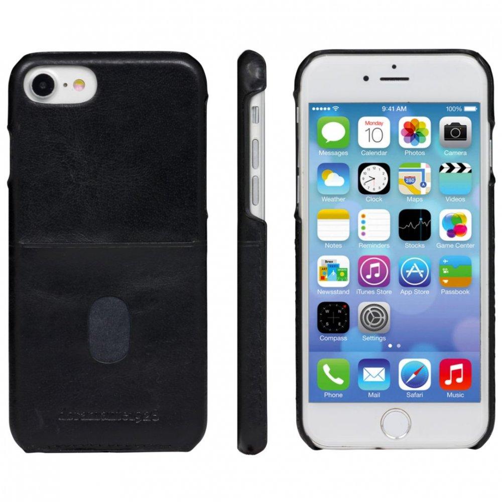 dbramante1928 - Puzdro Tune cc pre iPhone SE 2020/8/7/6, čierna
