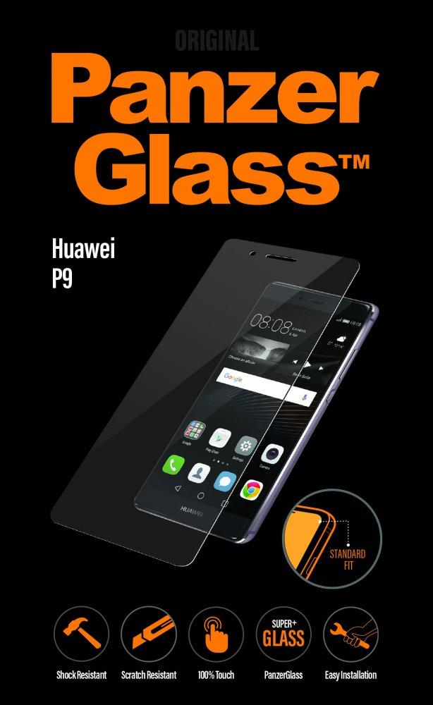 PanzerGlass - Tvrdené sklo pre Huawei P9