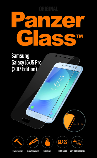 PanzerGlass - Tvrdené sklo pre Samsung Galaxy J5/J5 Pro 2017, číra