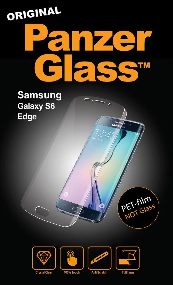 PanzerGlass - Ochranná fólia pre Samsung Galaxy S6 Edge