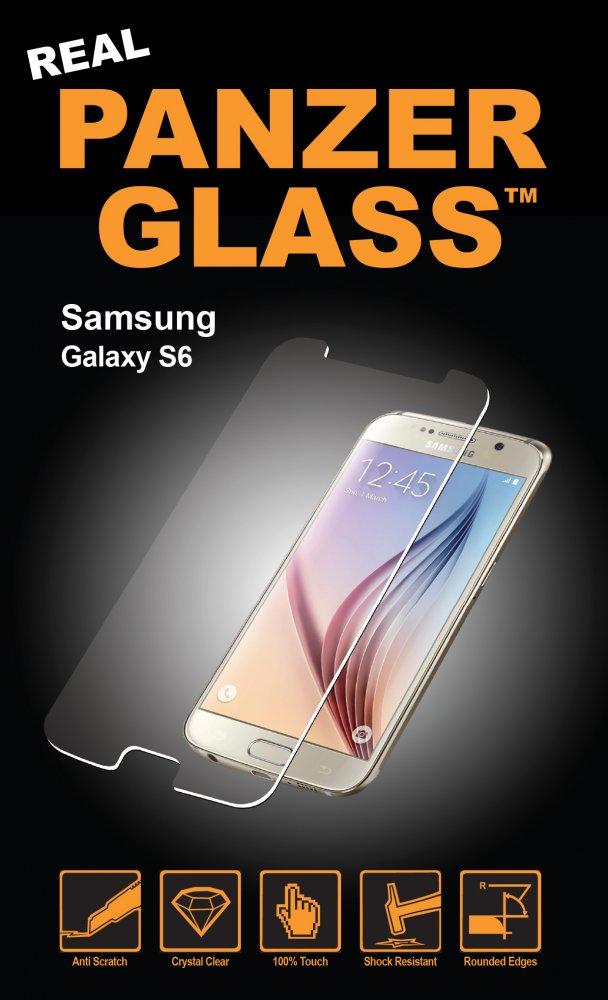 PanzerGlass - Tvrdené sklo pre Samsung Galaxy S6