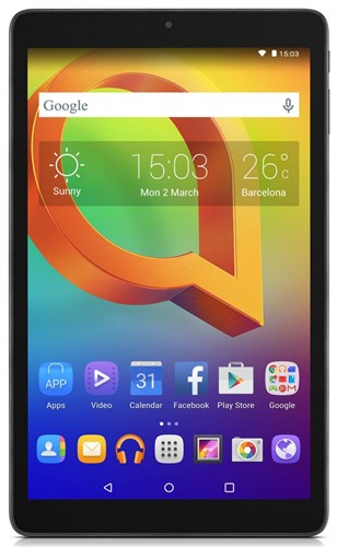 ALCATEL A3 10 8079 BlackAndroid