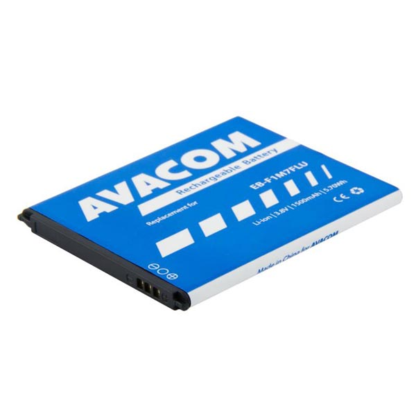 Avacom batéria pre Samsung Galaxy S3 mini, Li-Ion, 3.8V, GSSA-S3mini-1500, 1500mAh, 5.7Wh