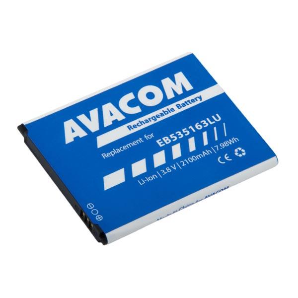 Avacom batéria pre Samsung Grand Neo, Li-Ion, 3.8V, GSSA-I9060-S2100, 2100mAh, 8Wh, náhrada za EB535163LU