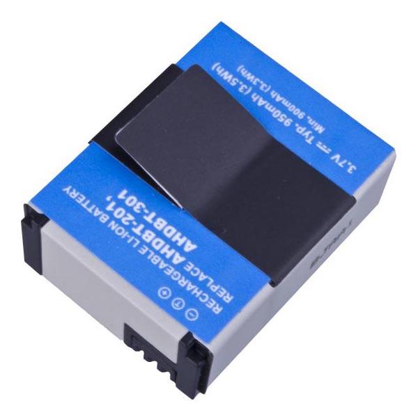 Avacom batéria pre GoPro AHDBT 201, 301, Li-Ion, 3.7V, 950mAh, 3.5Wh