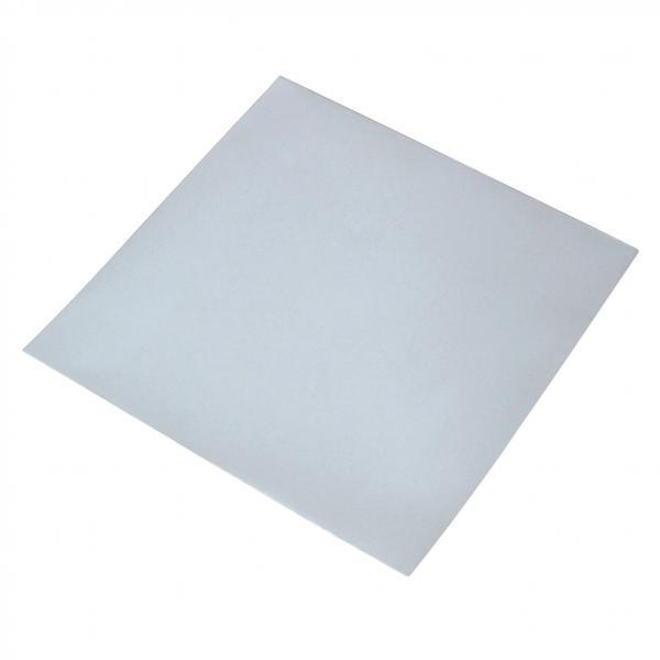 Obálka na 1 ks CD, papier, biela, s lepiacou klopou