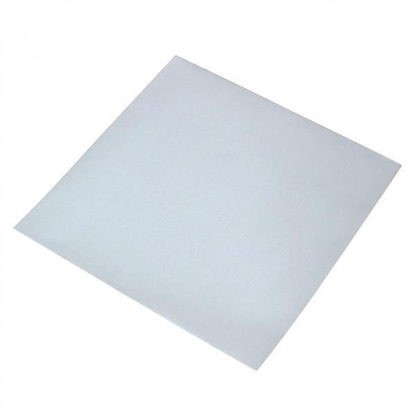 Obálka na 1 ks CD, papier, biela, s lepiacou klopou, Logo, 100-pack