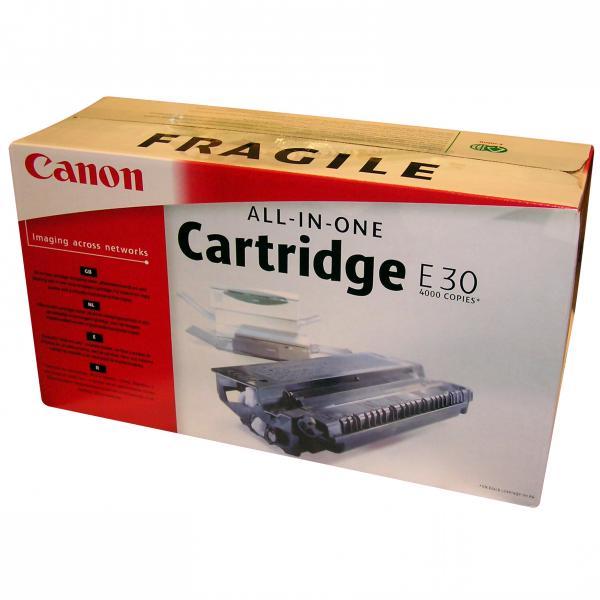 Canon originál toner E30, black, 4000str., 1491A003, Canon FC-310, 330, 530, 200, PC-740, 750, 880, O