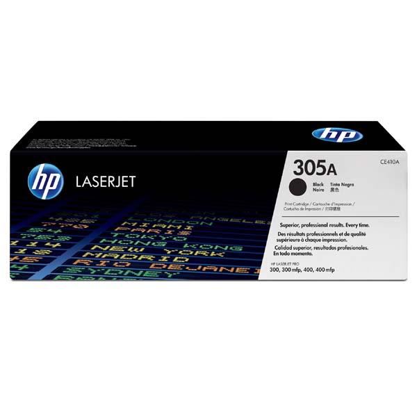 HP originál toner CE410A, black, 2090str., HP 305A, HP LaserJet Pro 400 M451dn, M451nw, O