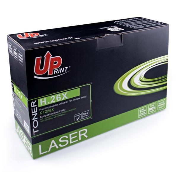 UPrint kompatibil. toner s CF226X, black, 9000str., H.26X, high capacity, pre HP LaserJet Pro M402, Pro MFP M426, UPrint