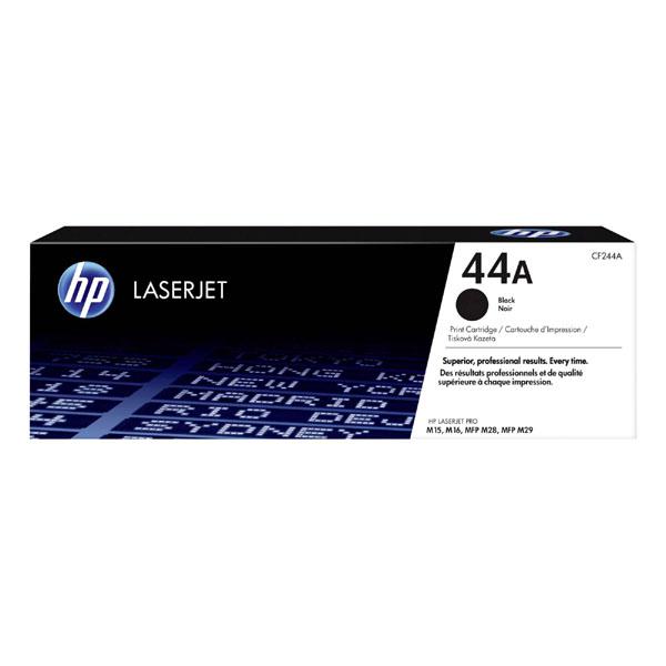 HP originál toner CF244A, black, HP 44A, HP LaserJet Pro M14, M15, M17, M28, O