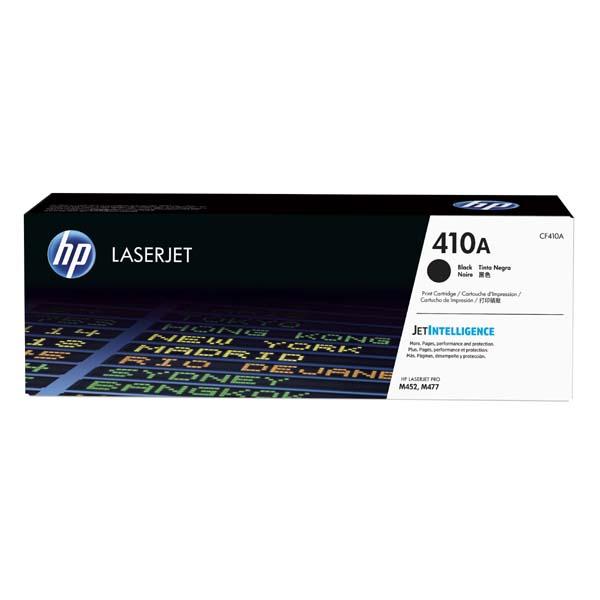 HP originál toner CF410A, black, 2300str., HP 410A, HP LJ Pro M452, LJ Pro MFP M477, 600g, O