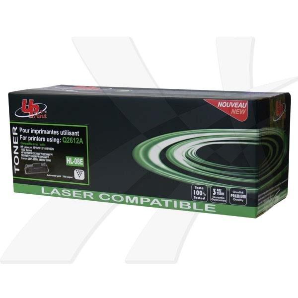 UPrint kompatibil. toner s Q2612A, black, 2000str., H.12AE, HL-08E, pre HP LaserJet 1010, 1012, 1015, 1020, 3015, 3020, 3030, UPri