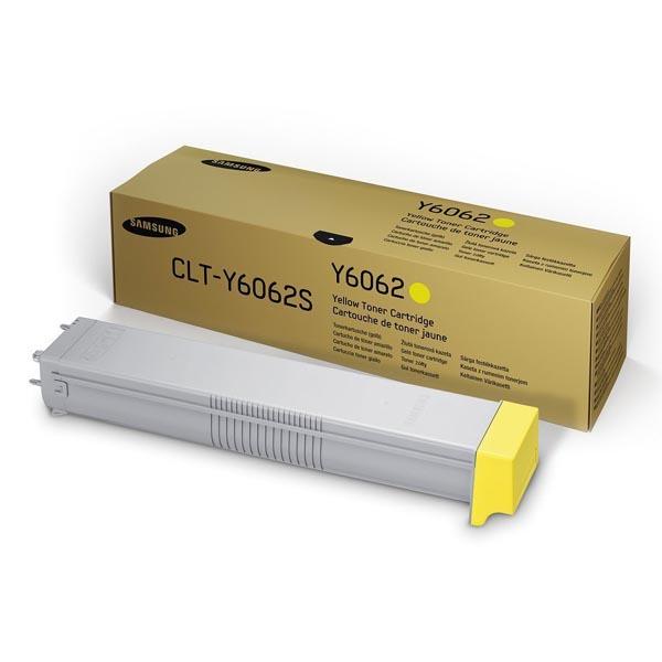HP originál toner SS706A, CLT-Y6062S, yellow, 20000str., Y6062, Samsung MultiXpress CLX-9250ND, CLX-9350ND, O