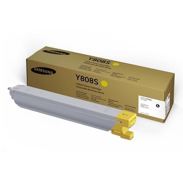HP originál toner SS735A, CLT-Y808S, yellow, 20000str., Samsung MultiXpress X4250LX, X4300LX, X4220RX, O