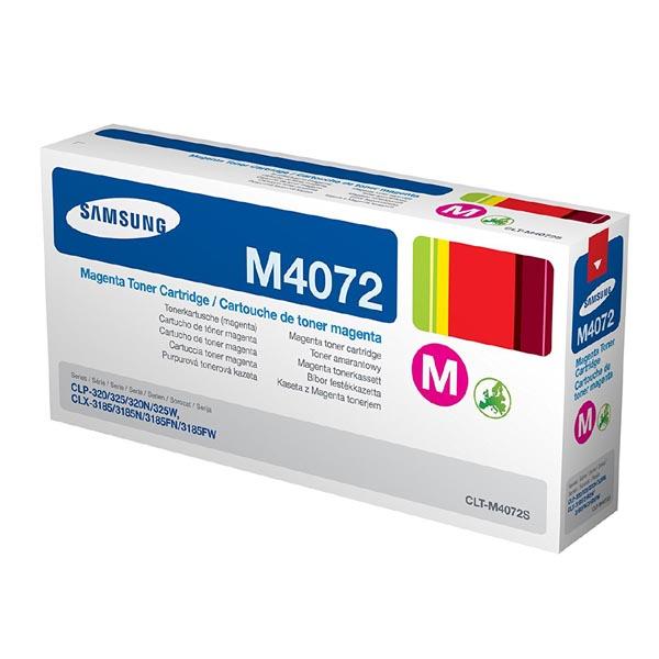 HP originál toner SU262A, CLT-M4072S, magenta, 1000str., M4072S, Samsung CLP-320, 325, CLX-3180, 3185, O