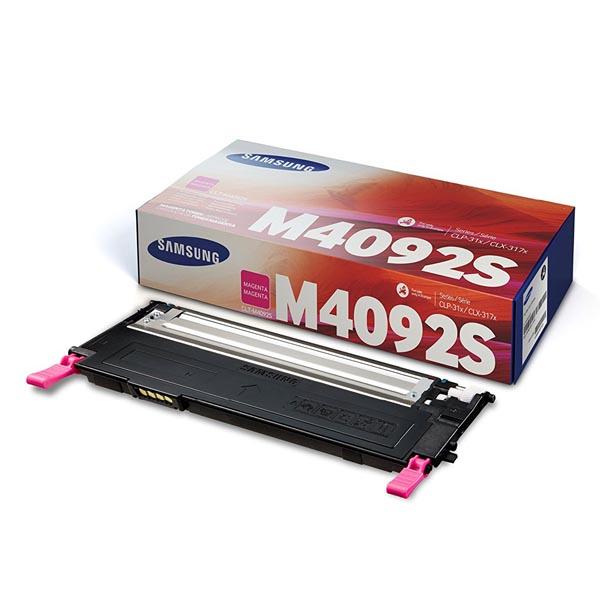 HP originál toner SU272A, CLT-M4092S/ELS, magenta, 1000str., M4092, Samsung CLP-310, 315, CLX-3170, 3175, O