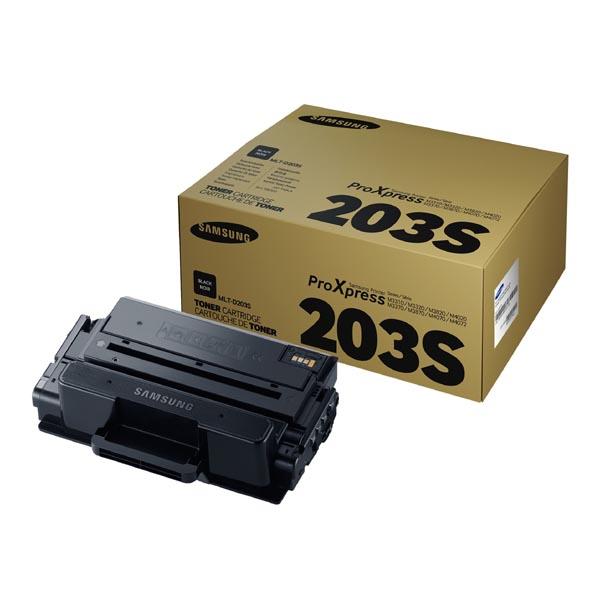 HP originál toner SU907A, MLT-D203S, black, 3000str., 203S, Samsung O