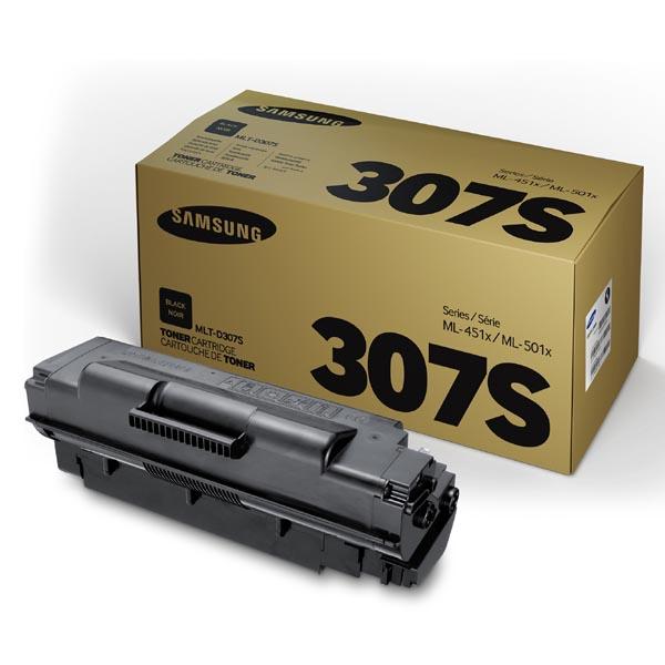 HP originál toner SV074A, MLT-D307S, black, 7000str., Samsung ML-4510ND, O
