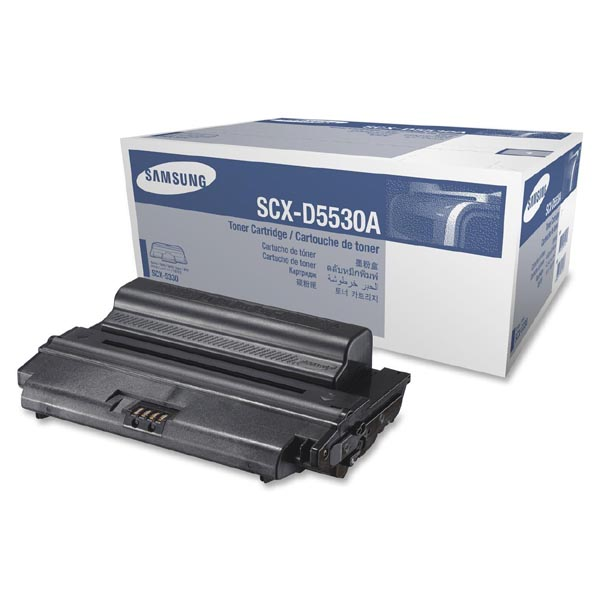 HP originál toner SV196A, SCX-D5530A, black, 4000str., Samsung SCX-5330, SCX-5530, O