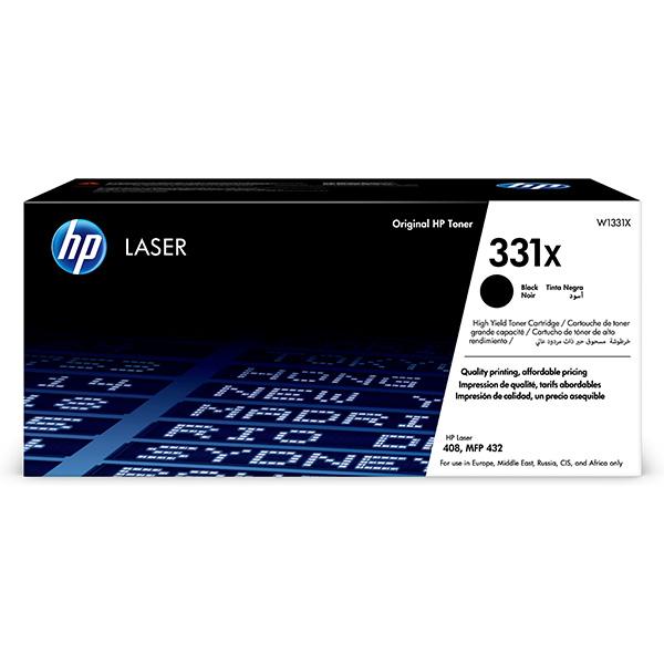 HP originál toner W1331X, black, HP 331X, high capacity, HP